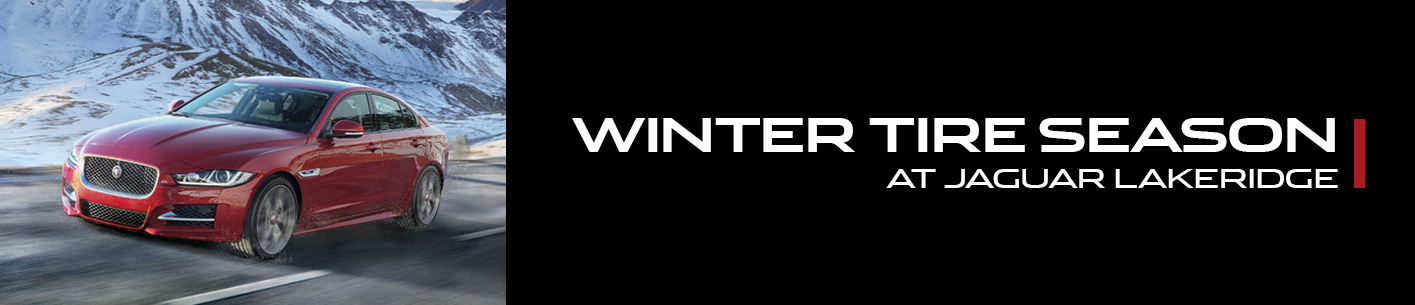 Winter Tire Sale Banner