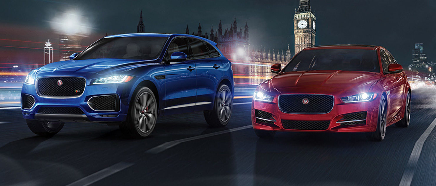 Jaguar dual vehicles